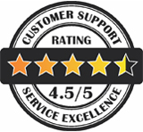 Support and service excellence