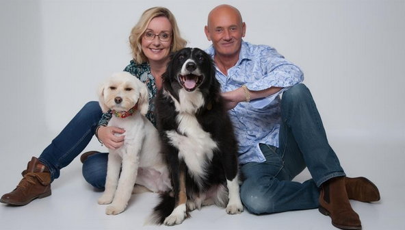 EuroMillions winners save abandoned dogs