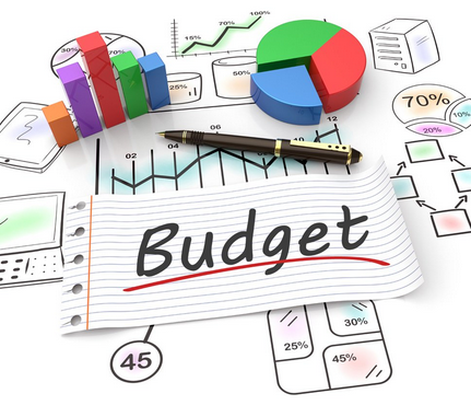 Draw up a budget