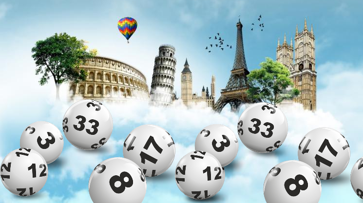 Travel Europe with EuroMillions