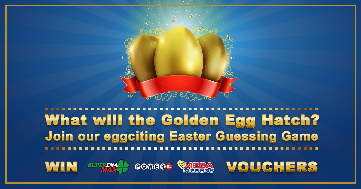 What will the golden egg hatch Easter competition