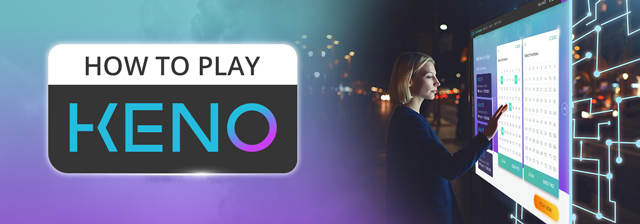 All you need to know about Keno online, how to play Keno