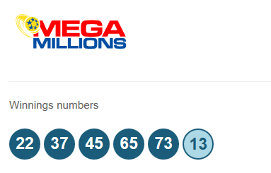 Mega Millions results 19 August 2016