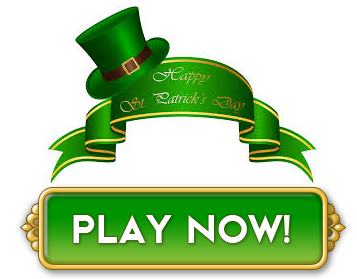 Green St. Patrick's Day play now button