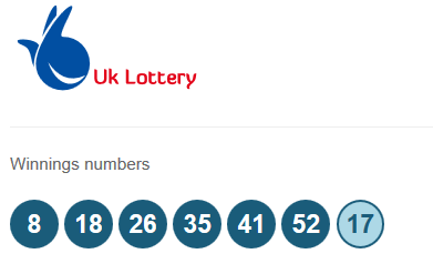 20.08.2016 UK Lottery results