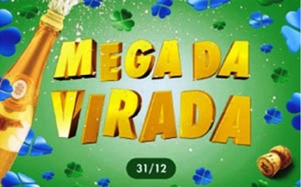 Mega Da Virada New Years Eve draw