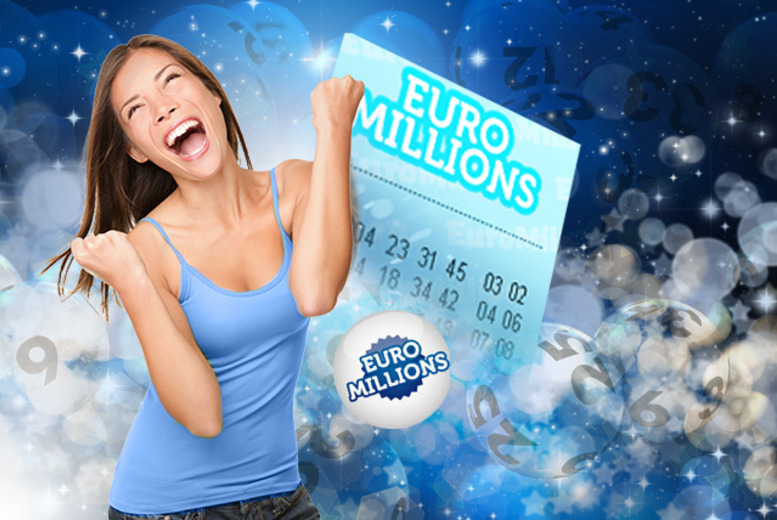 Play the EuroMillions lotto online