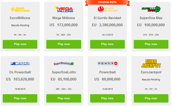 Play the biggest jackpots online
