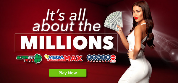 Play the lottery online