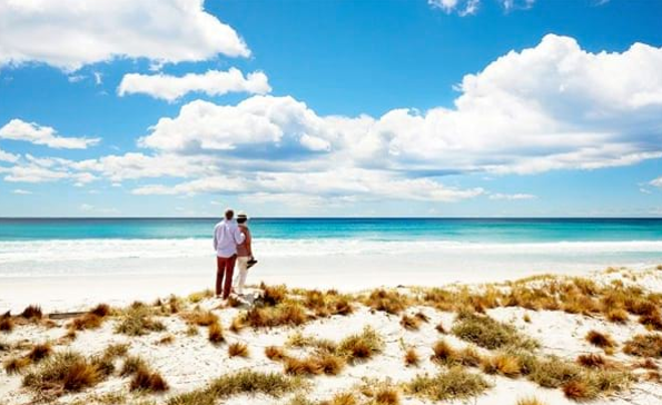 Lottery winners plan to travel around Australia