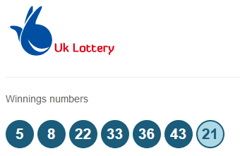 UK Lottery winning numbers for April, 6, 2019