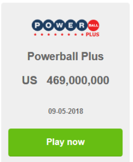 Play Powerball Plus online