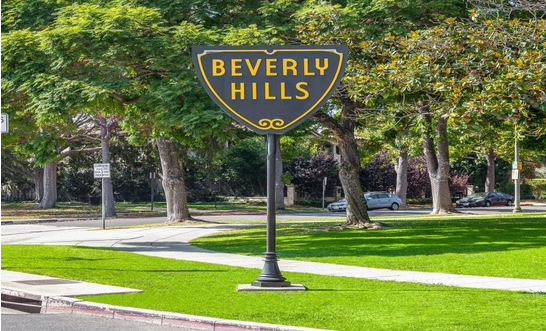 Beverly Hills, Powerball Plus lottery
