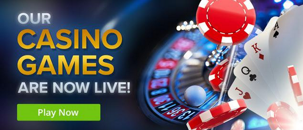 Our casino games are live, casino games online