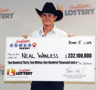 Does winning the lottery make you happier