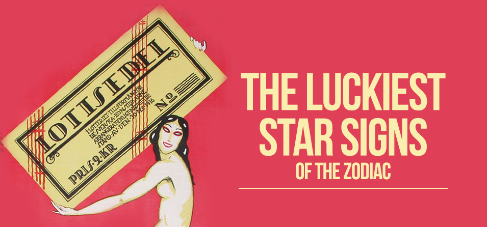 The Luckiest Star Sign According To Lottery Horoscopes