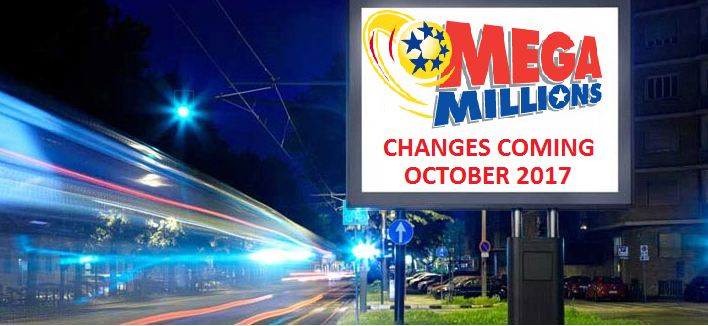 Mega Millions changes October 2017