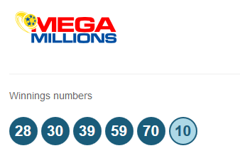 Mega Millions winning numbers 5 January, 2018