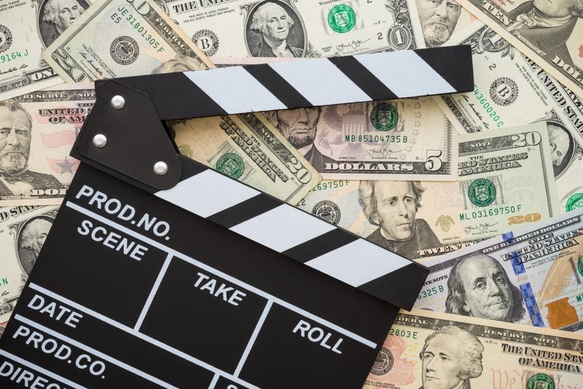 money and film,movies funded with lottery money