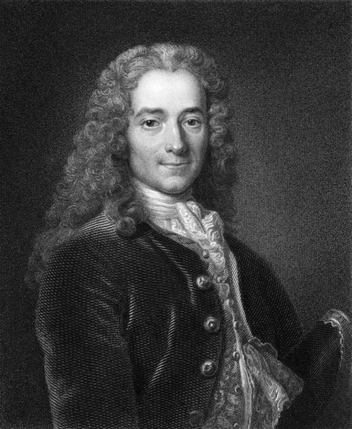 Voltaire was one of the first lottery winners