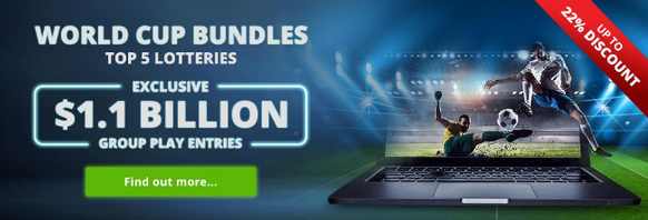 World Cup Bundles, top 5 lotteries