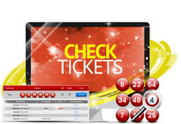 Check lottery winning numbers online