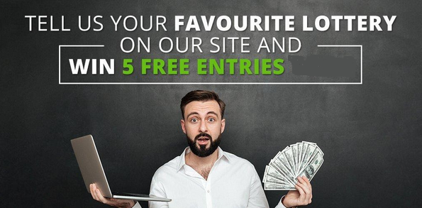 Lottery competitions, online lottery promotion