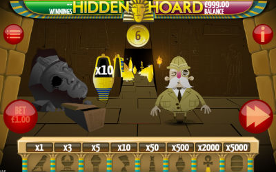 Hidden Hoard Instant Win Games