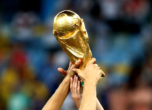 How much does the World Cup trophy cost?