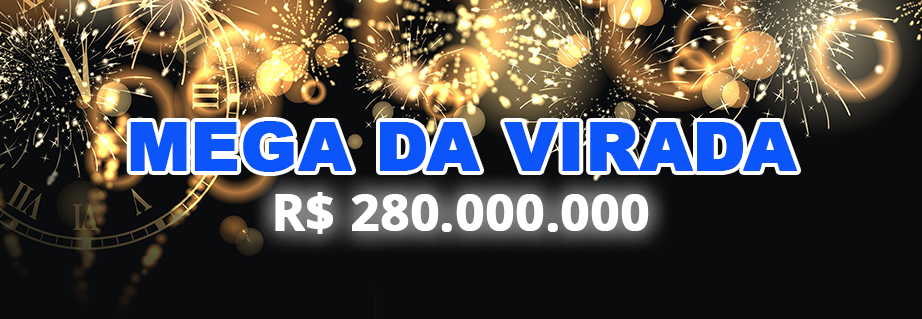 Mega Sena da Virada - start 2018 with the right bank balance