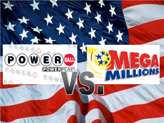 US Powerball vs Mega Millions