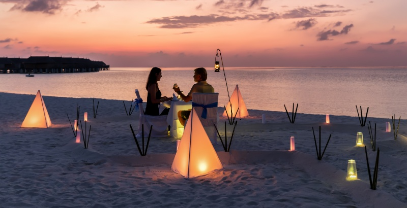 The best way to spoil yourself after winning millions - Milaidhoo