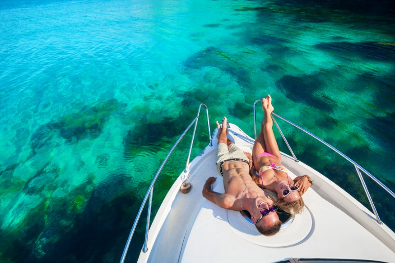The most luxurious experiences for multimillionaires - Cruise