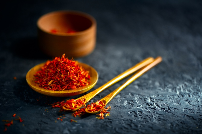 The lotto winners guide to 11 most expensive foods: Saffron