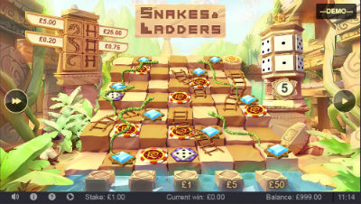 Snakes And Ladders Instant Win Games