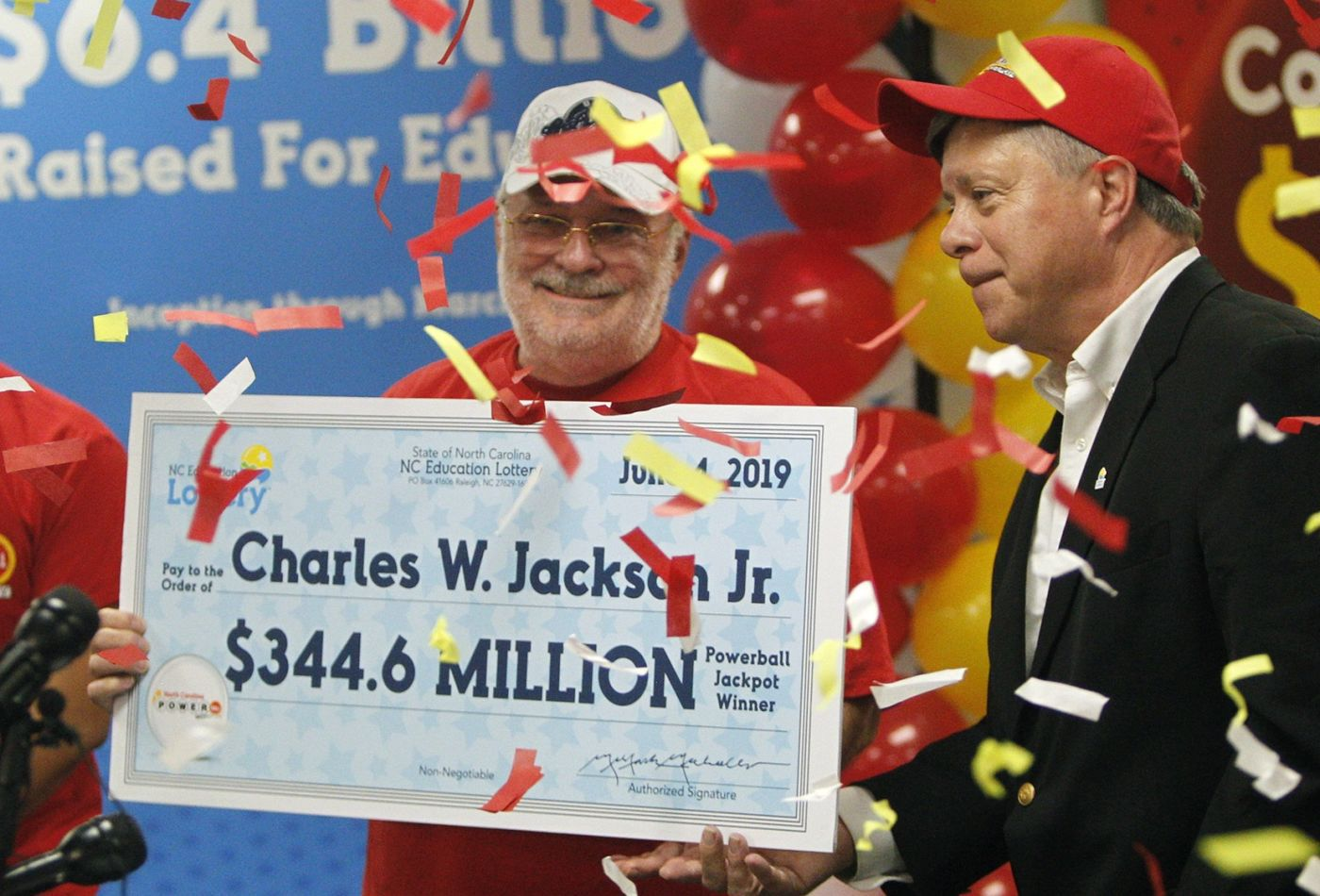The Lottery Changed My Life - Rags To Riches