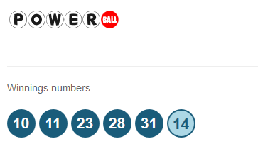 how to play powerball numbers